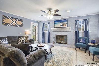San Antonio Single Family Home New: 4835 Viewcrest Rd