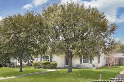 Schertz Single Family Home New: 1025 Schertz Pkwy