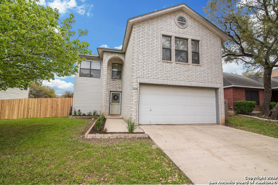 Helotes Single Family Home New: 11626 Gulf Sta