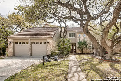 San Antonio Single Family Home New: 12535 Elm Manor St
