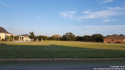 Comal County Residential Lots & Land New: 25938 Kalksteine Loop