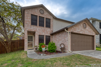 San Antonio Single Family Home New: 10230 Dancing Brk