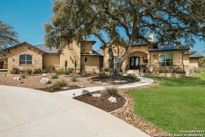 New Braunfels Single Family Home New: 1139 Provence Pl