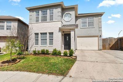 San Antonio Single Family Home New: 3 Great Hills Dr