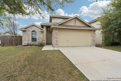 San Antonio Single Family Home New: 2602 Just My Style