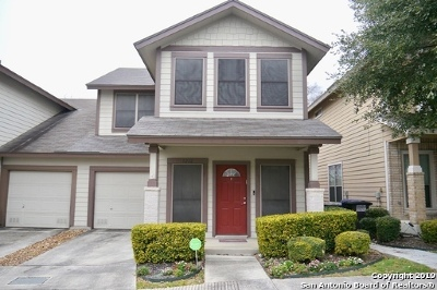 San Antonio Single Family Home New: 6222 W Jolie Ct