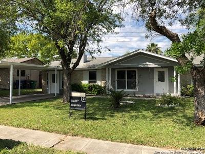 San Antonio Single Family Home New: 9131 Five Forks St