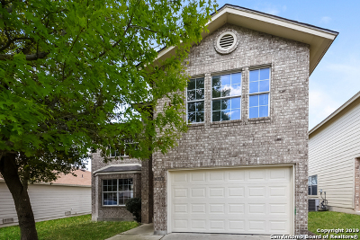 San Antonio Single Family Home New: 11322 Victory Cavern