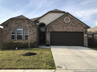Cibolo TX Single Family Home New: $295,000