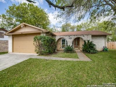 San Antonio Single Family Home New: 14906 Misty Bend