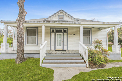 Single Family Home Back on Market: 1824 Martin Luther King Dr