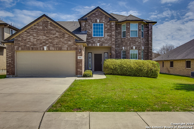Cibolo Single Family Home New: 506 Turnberry Way