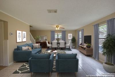 San Antonio Single Family Home New: 1431 Perryton