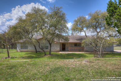 Canyon Lake Single Family Home New: 2672 Connie Dr