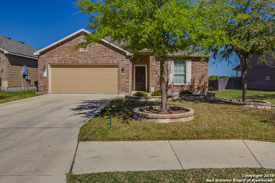 New Braunfels Single Family Home New: 2980 Nicholas Cove