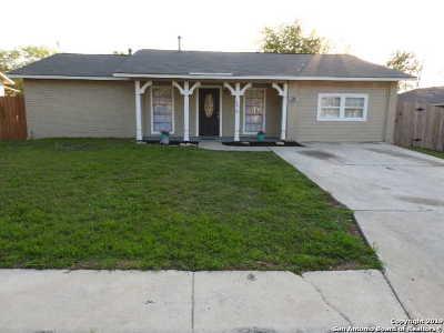 San Antonio Single Family Home New: 16419 Spruce Cove St