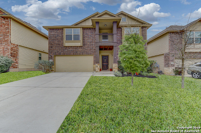 Cibolo TX Single Family Home New: $288,000