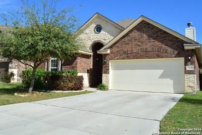 San Antonio Single Family Home New: 7618 Culebra Valley