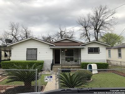 San Antonio Single Family Home New: 622 Blue Ridge Dr