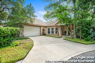 San Antonio Single Family Home New: 10 Cheltenham Ct