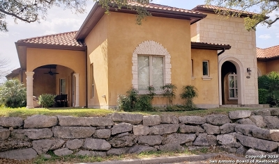 San Antonio Single Family Home New: 22306 Iso Rivolta Lane