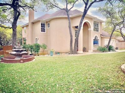 San Antonio Single Family Home New: 16734 Lilly Crest Dr