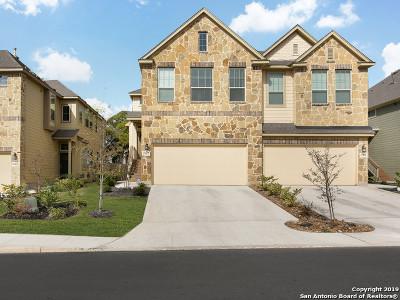 San Antonio Single Family Home New: 17427 Moscato