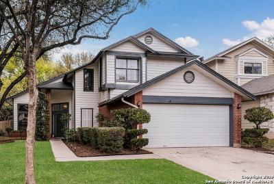 San Antonio Single Family Home New: 16620 Crystal Glade