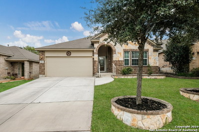 San Antonio Single Family Home New: 5618 Bonham Path