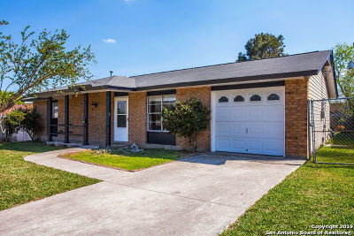 San Antonio Single Family Home New: 4442 Longvale Dr