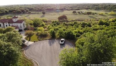 San Antonio Residential Lots & Land New: 13511 Sendera Ct