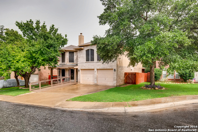 San Antonio Single Family Home New: 1314 Whitegate