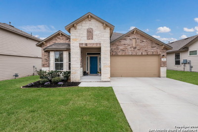 Cibolo Single Family Home New: 712 Pipe Gate