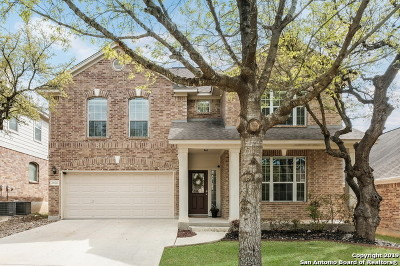 San Antonio Single Family Home New: 26410 Walden Oak