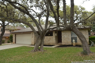 San Antonio Single Family Home New: 5606 Timber Trace St
