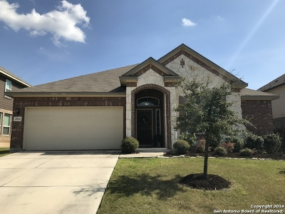 Schertz Single Family Home New: 2924 Mistywood Ln