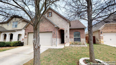 San Antonio Single Family Home New: 21710 Thunder Basin