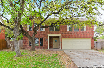 San Antonio Single Family Home New: 3530 Elk Cliff Pass Dr