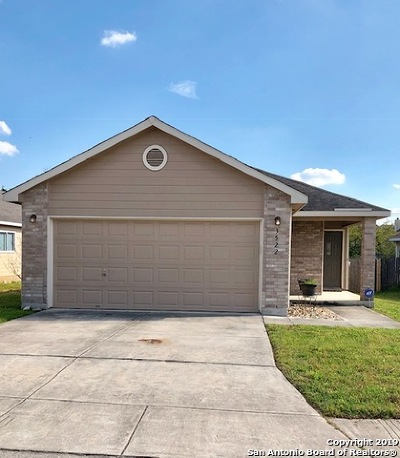 San Antonio Single Family Home New: 3522 Lantana Falls