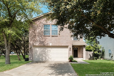 San Antonio Single Family Home New: 4903 Bending Trail