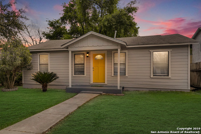 San Antonio Single Family Home New: 1614 Thorain Blvd