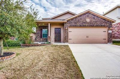 San Antonio Single Family Home New: 14026 Caprese Hill