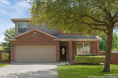 Cibolo Single Family Home Price Change: 145 Sky Harbor