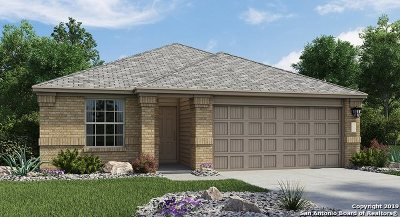 Converse Single Family Home New: 9007 Longhorn Park