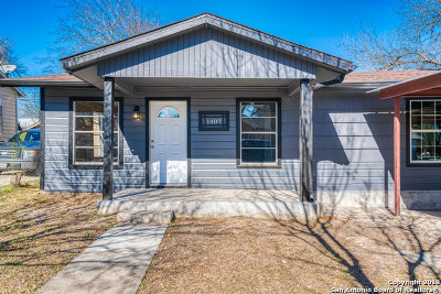 San Antonio Single Family Home New: 1407 Hermine Blvd