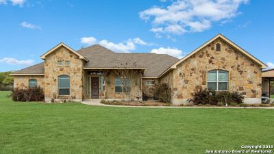 La Vernia, Marion, Adkins, Floresville, Stockdale Single Family Home New: 201 Rosewood Drive