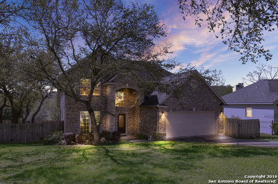 San Antonio Single Family Home New: 1457 Canyon Brook