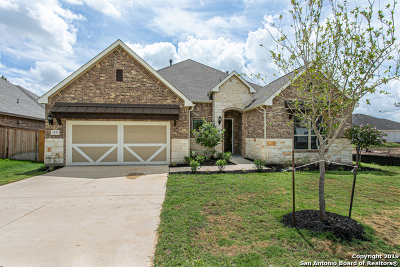 New Braunfels Single Family Home New: 1133 Carriage Loop