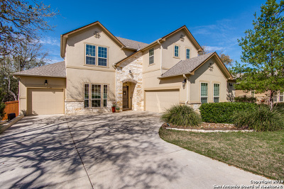 San Antonio Single Family Home New: 9714 Aviara Golf