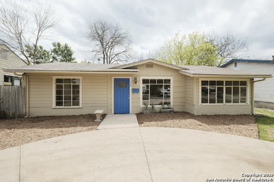 San Antonio Single Family Home New: 710 John Page Dr